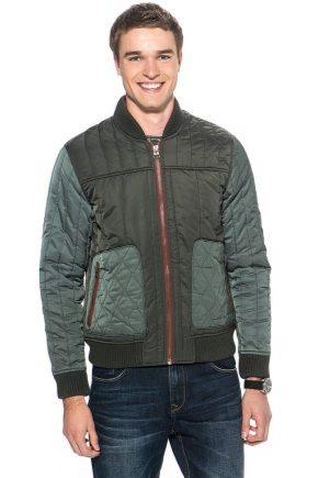 Мужская демисезонная куртка и ее модные тенденции