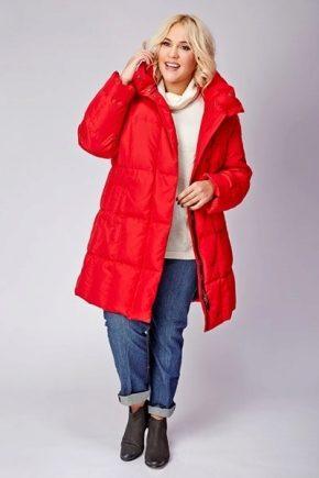 Мужские и женские куртки больших размеров сезона осень-зима