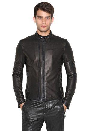 Мужские куртки из натуральной кожи