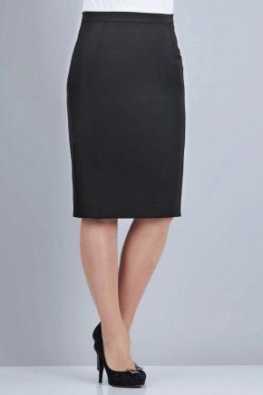 Прямая юбка – модные тенденции