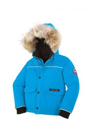Пуховики от Canada Goose - по-настоящему теплая одежда