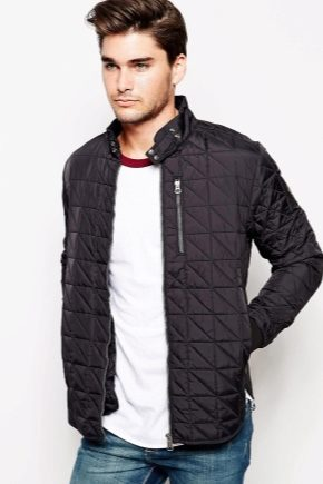 Стеганая мужская куртка - стиль и качество