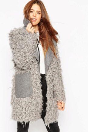 Женские пальто из искусственного меха: стильные варианты в 2019 году