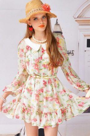 Легкие и воздушные платья