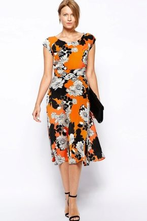 Платья для женщины 47 лет