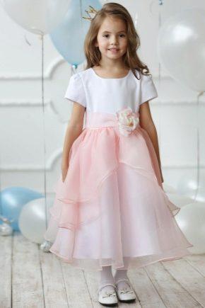 4daa4cb1faf6877 Нарядные платья для девочек 2019 (67 фото): красивые, для подростков ...