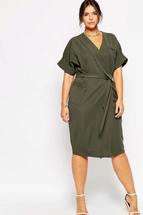 Красивый платье халат