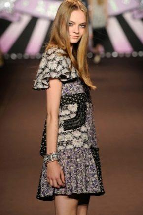 Платье в стиле «Рустик» – простота и очарование