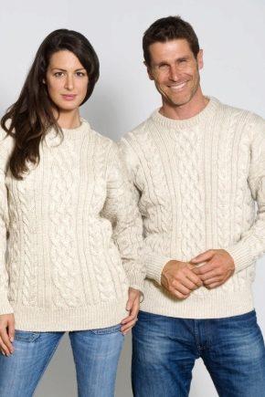 Пуловер для женщин и мужчин