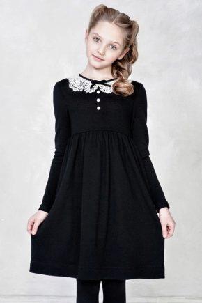 Школьные платья для девочек