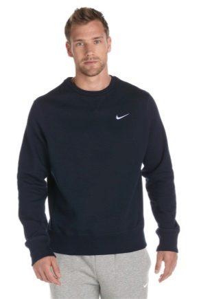 eda380db Свитшоты Nike (Найк): женские и мужские, черные, серые, Air
