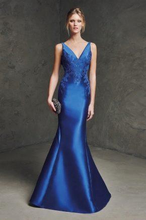 Вечернее платье на Новый Год 2020