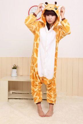 Пижама Кигуруми в виде животных (71 фото)  комбинезон 13557fa1d6efc