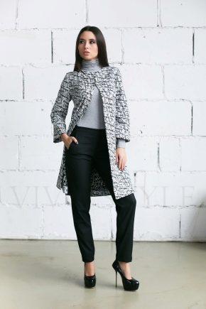 Летние пальто в стиле Шанель