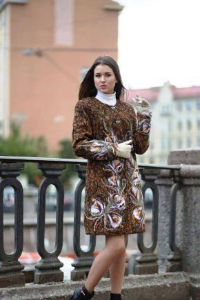 Модные женские пальто из валяной шерсти