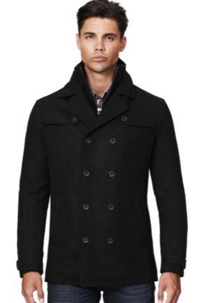 25f6c686c0b Мужские молодежные пальто 2019 (49 фото)
