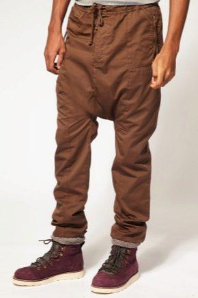 Мужские штаны галифе
