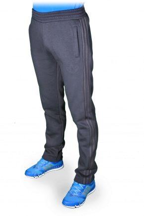 Мужские зимние спортивные штаны