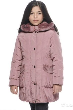 Oсеннее пальто для девочки