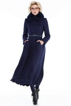 Пальто от Модного дома Екатерины Смолиной