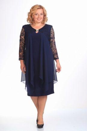 Платья для женщин 60 лет красивые