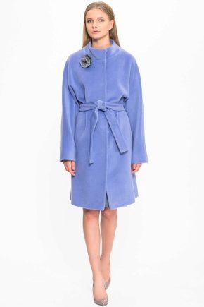 Стильное пальто от Анны Верди