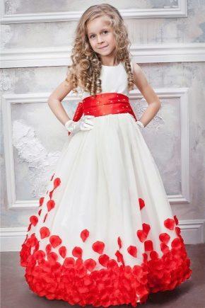 858343d5ba923f6 Платья для девочек 2019 (87 фото): детские, вязаные, бальные, в ...
