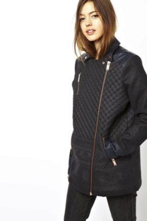 Женская куртка-пальто 2019