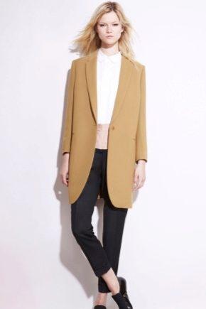 Женское пальто-пиджак