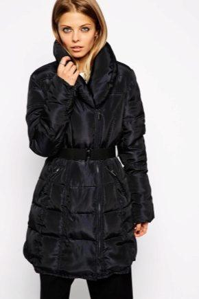 Женское стеганое пальто на синтепоне – универсальная вещь!