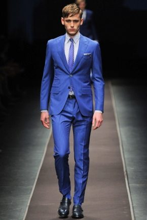 Брендовые мужские костюмы