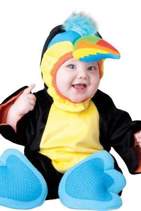 Детские костюмы для девочек и мальчиков