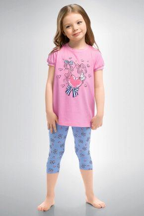 Красивые пижамы для девочки