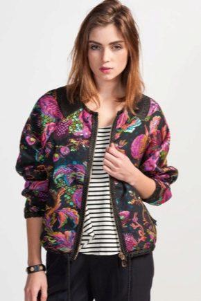 Куртка-бомбер и модные тенденции