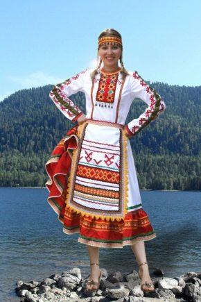 Марийский национальный костюм
