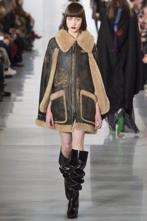 Модные дубленки осень-зима 2017-2018