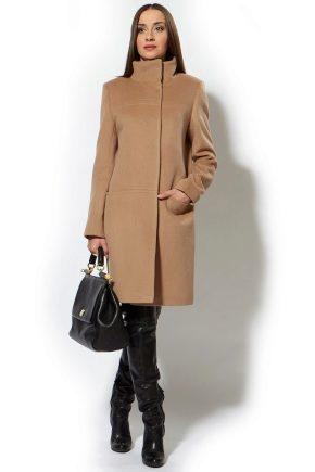 С чем носить пальто? 138 фото