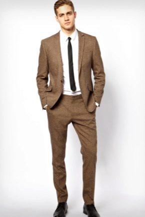 Шерстяной костюм: английская шерсть для костюмов ... - photo#7