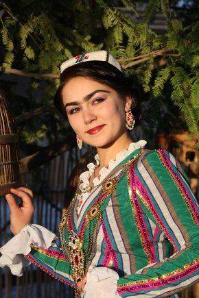 фото узбекиски девочки