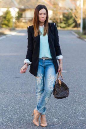 Бежевые туфли – верх элегантности