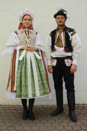 Чешский костюм национальный
