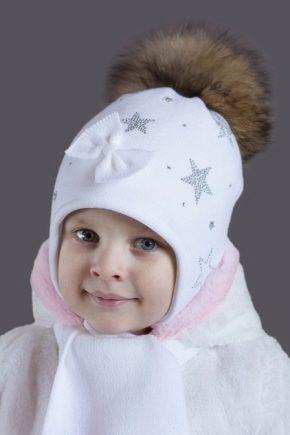 Детские шапки (91 фото)  таблица размеров по обхвату головы и ... 7f051e4770a91