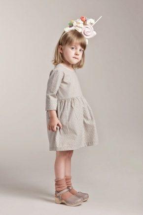 Детские туфли и их модные разновидности