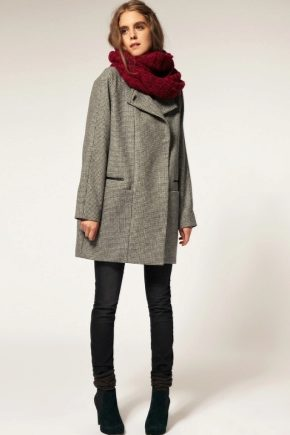 Как красиво завязать шарф-хомут?