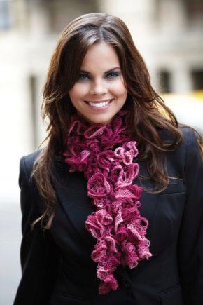 Оригинальные шарфы Вивьен