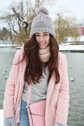 Зимний шарф – мода 2018-2019 года