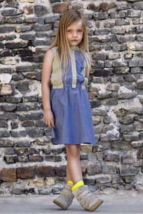 Детская обувь «сникерсы»