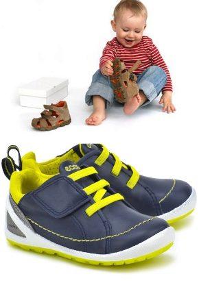 d89a4ad39 Детские ботинки ЭККО: зимние и демисезонные для мальчика и девочки ...