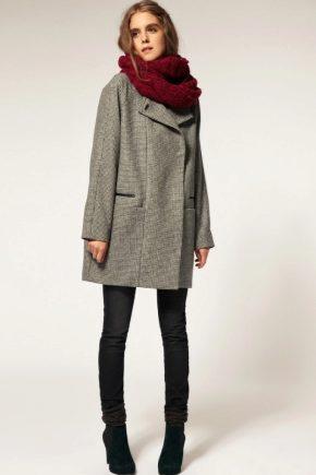 Как завязать зимний шарф?