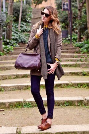 Модные женские полуботинки